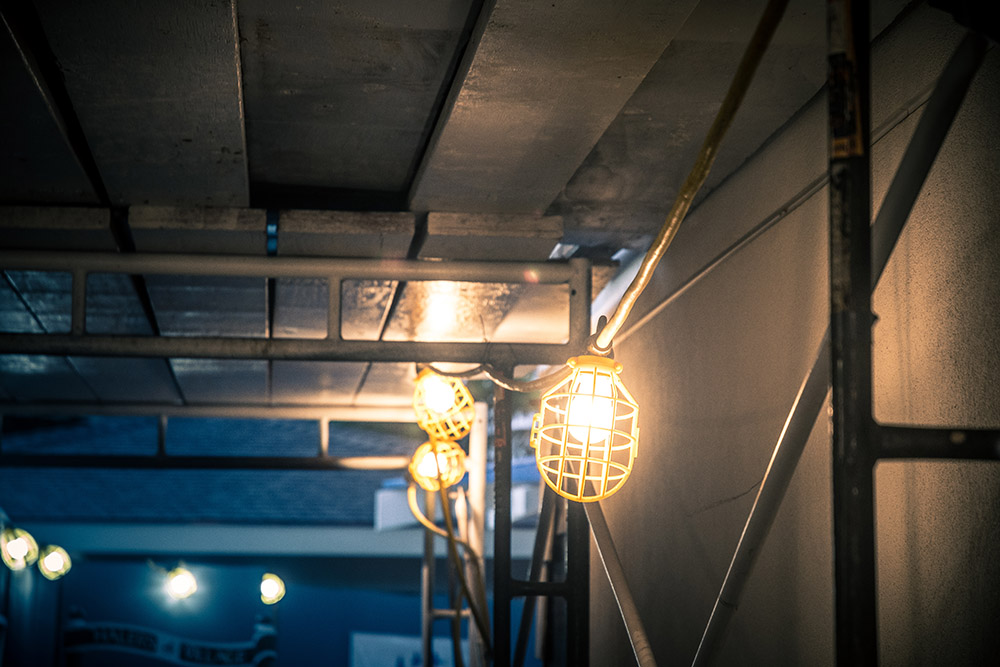 Scaffold lighting - Our services